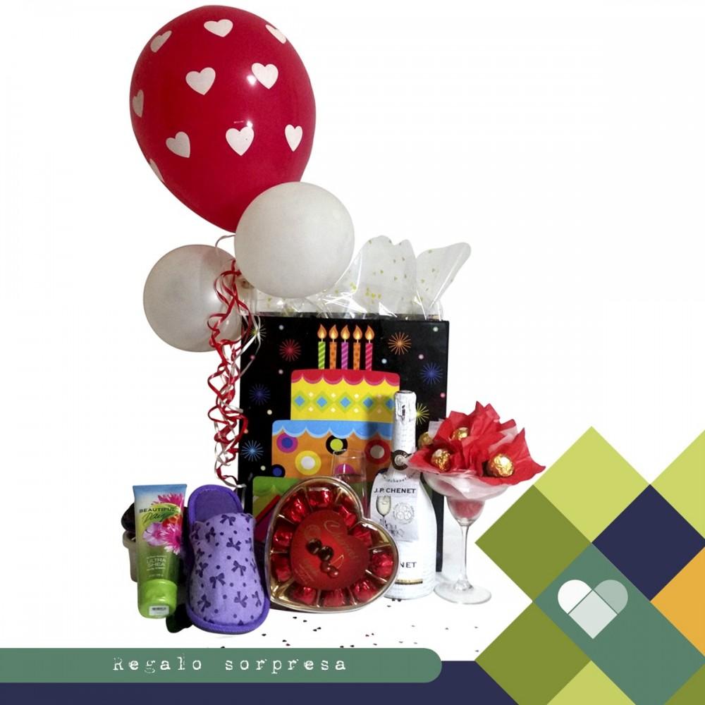 Cumpleaños para Ella